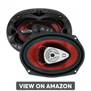 Boss car speakers