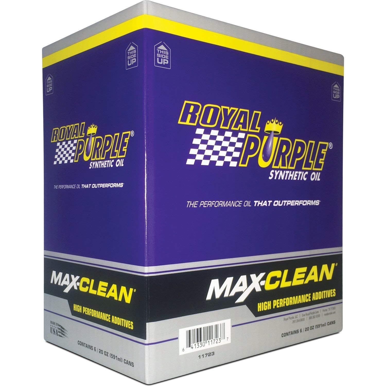 Royal purple fuel system cleaner