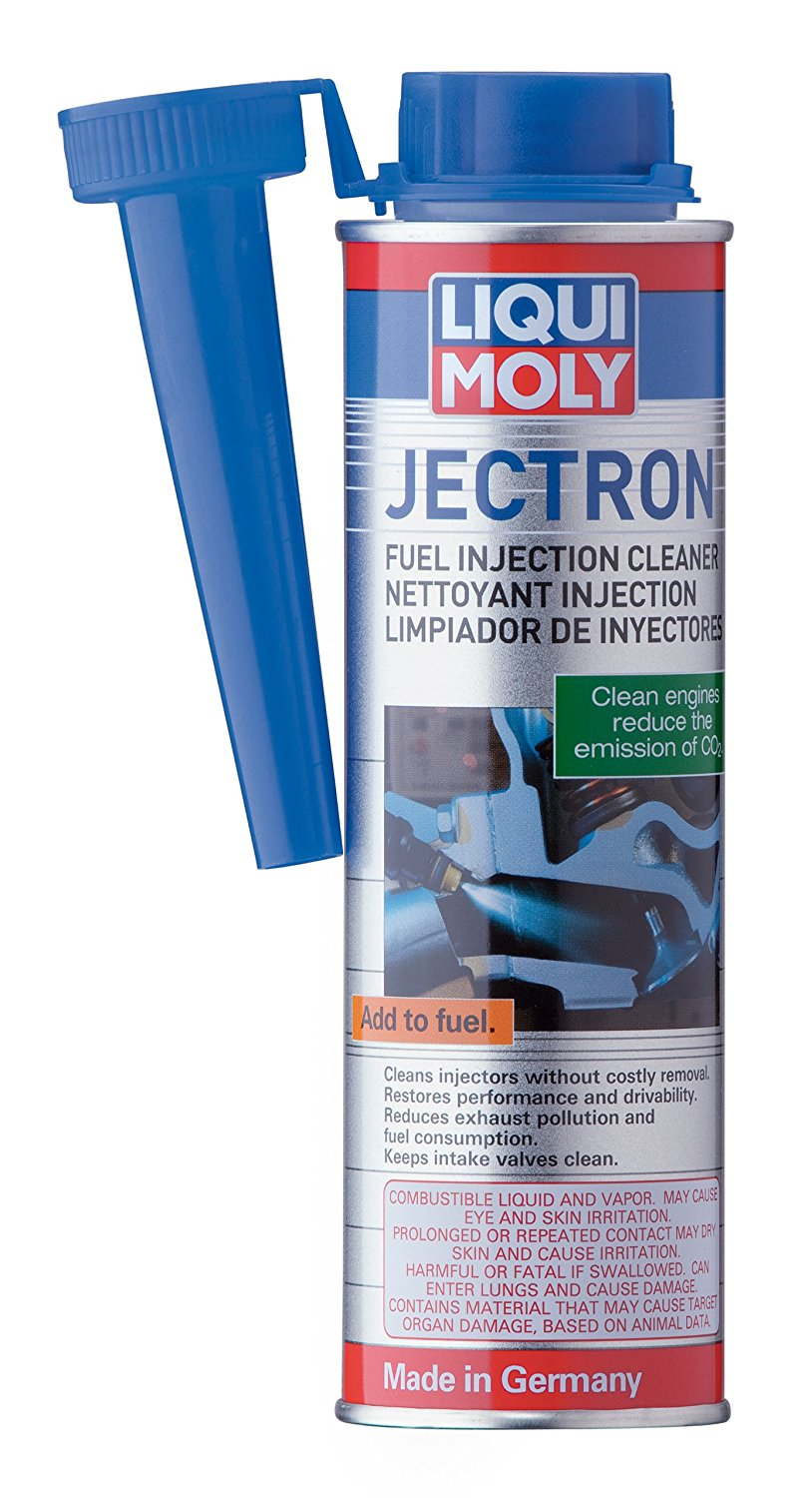 liqui moly 2007 jectron gasoline fuel injection cleaner