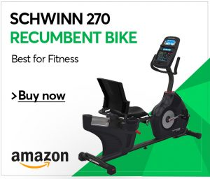Schwinn-270-Recumbent-Bike-exercise