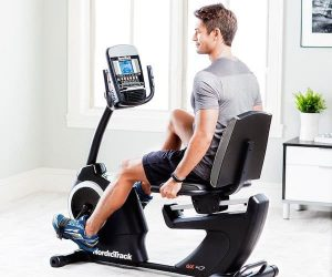 best commercial recumbent exercise bike.